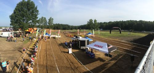 Full Gas Enduro in July in Indiana. Epicly hot and basic Awesomenicity.