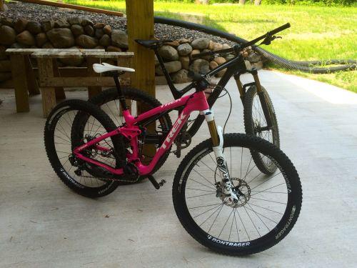 66.89% Dirt bikes.